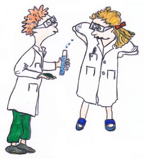Junge Forscher Düsseldorf